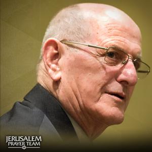 Yossi Peled, Zionist Hero & Board of Trustees Chairman